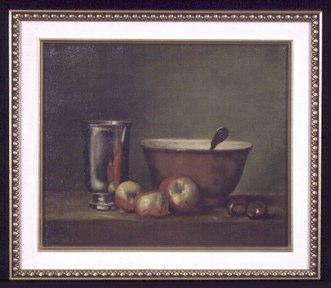 Nature morte chardin